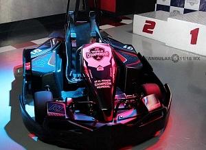 Virgin racing de Fórmula E; presento a sus pilotos Alexander Lynn y Sam Bird