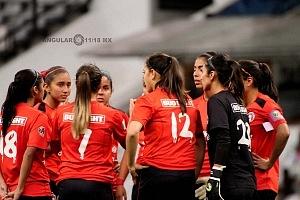 equipo de Tijuana en la Jornada 12 en el Estadio Azteca