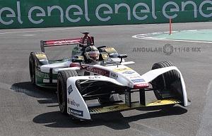 escuderia ABT SCHAEFFLER de Fórmula E piloto Daniel Abt E Prix ciudad de México 2018 (1)