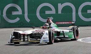 escuderia ABT SCHAEFFLER de Fórmula E piloto Daniel Abt E Prix ciudad de México 2018 campeón