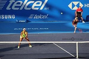 final femenil de dobles abierto mexicano de acapulco 2018 2