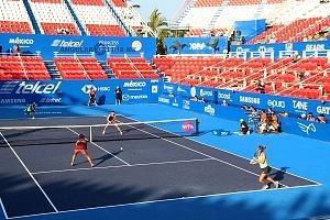 final femenil de dobles abierto mexicano de acapulco 2018