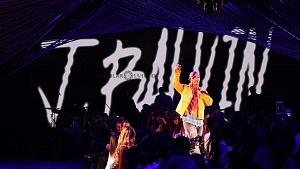 invitado especial J Balvin del Liverpool Fashion Fest Primavera Verano 2018 1