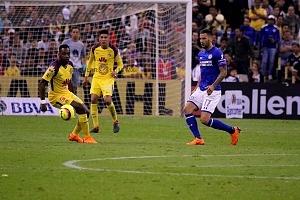 AMÉRICA le gana al CRUZ AZUL el Clásico Joven 2-1 en la jornada 13 del clausura 2018 AG
