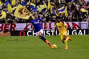 AMÉRICA le gana al CRUZ AZUL el Clásico Joven 2-1 en la jornada 13 del clausura 2018 AM