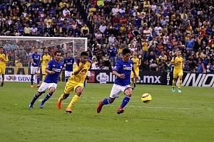 AMÉRICA le gana al CRUZ AZUL el Clásico Joven 2-1 en la jornada 13 del clausura 2018 AO
