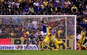 AMÉRICA le gana al CRUZ AZUL el Clásico Joven 2-1 en la jornada 13 del clausura 2018 AP