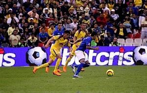 AMÉRICA le gana al CRUZ AZUL el Clásico Joven 2-1 en la jornada 13 del clausura 2018 AV