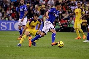 AMÉRICA le gana al CRUZ AZUL el Clásico Joven 2-1 en la jornada 13 del clausura 2018 AY