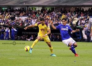 AMÉRICA le gana al CRUZ AZUL el Clásico Joven 2-1 en la jornada 13 del clausura 2018 JU