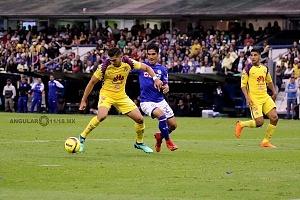 AMÉRICA le gana al CRUZ AZUL el Clásico Joven 2-1 en la jornada 13 del clausura 2018 SR