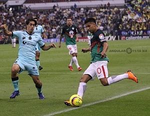 AMERICA le gana al SANTOS y se coloca como Sublíder en la ultima jornada del torneo de clausura 2018 (10)