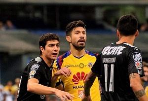 America y Monterrey Empatan 0-0 en la jornada 15 clausura