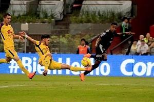 America y Monterrey Empatan 0-0 en la jornada 15 del clausura 2018 estadio azteca