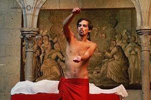 Antonio y Cleopatra de William Shakespeare dirijida por Gutemberg Brito Patatiba interpretada por la compañia Corazón Compañía Creativa