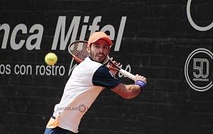 Campeón de singles del CDMX Open 2018 Juan Ignacio Londero 6