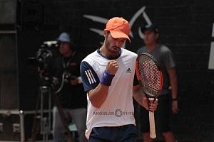 Campeón de singles del CDMX Open 2018 Juan Ignacio Londero 9