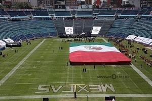 Ceremonia Previa a la Gran Final del Tazón México III 2018