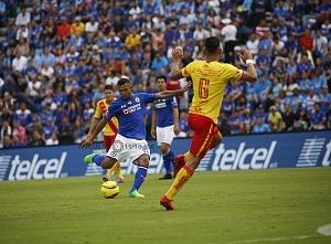 Cruz Azul derrota al Morelia 2-0 en la Jornada 16 del torneo de Clausura 2018