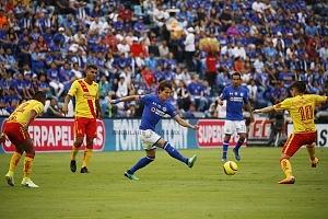 Cruz Azul derrota al Morelia 2-0 en la Jornada 16 del torneo de Clausura 2018 g