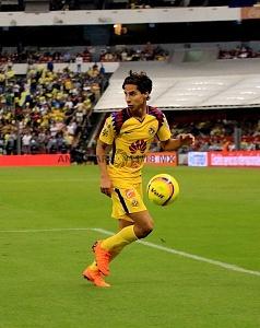 Diego Lainez Centrocampistam del America