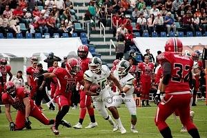 Gran Final del Tazón México III 2018 estadio azul 1