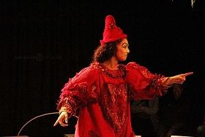 Lacuna, el circo de todos, es una propuesta de la diseñadora Sol Kellan y dirigida por Nicolás Bermat