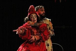 Lacuna, el circo de todos, es una propuesta de la diseñadora Sol Kellan y dirigida por Nicolás Bermat AP