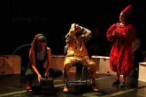 Lacuna, el circo de todos, es una propuesta de la diseñadora Sol Kellan y dirigida por Nicolás Bermat PS