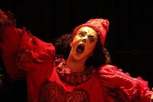 Puesta en escena Lacuna, el circo de todos 1