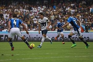 Pumas clasifica a la Liguilla al empatar en la ultima jornada del torneo de clausura 2018 ante el Queretaro 1