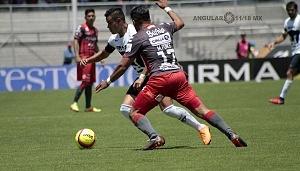 Pumas empató a un gol con Necaxa descolgada de Pablo Barrera delantero universitario 1