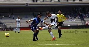 Pumas vino de atrás y derrotó 4-2 a Puebla en la jornada 15 k