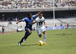 Pumas vino de atrás y derrotó 4-2 a Puebla en la jornada 15 u