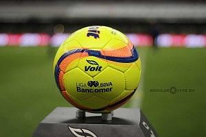 balon oficial de la liga MX presentado en la jornada 15 del clausura 2018
