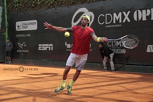 jornada del viernes CDMX Open Jugador Andrea Basso en cuartos de final