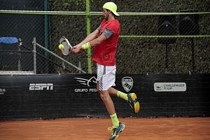 jornada del viernes CDMX Open Jugador Andrea Basso en cuartos de final t