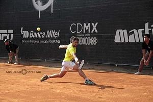 jornada del viernes CDMX Open Jugador Facundo Arguello 1