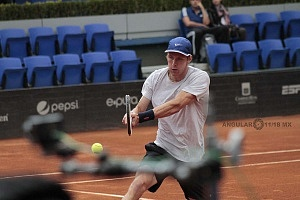 jornada del viernes CDMX Open Jugador Jan Choinski perdio en cuartos de final