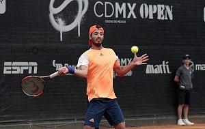 jornada del viernes CDMX Open Jugador Juan Ignacio Londero g
