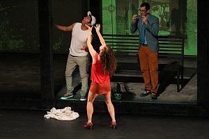 la Compañía Nacional de Teatro presenta Instrucciones para ir al cielo en el Centro Nacional de las Artes (Cenart) 10