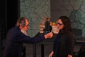 la Compañía Nacional de Teatro presenta Instrucciones para ir al cielo en el Centro Nacional de las Artes (Cenart) 11