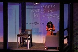 la Compañía Nacional de Teatro presenta Instrucciones para ir al cielo en el Centro Nacional de las Artes (Cenart) 3