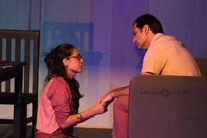 la Compañía Nacional de Teatro presenta Instrucciones para ir al cielo en el Centro Nacional de las Artes (Cenart) 5