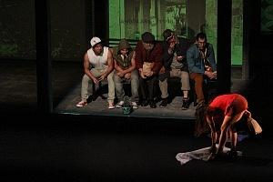la Compañía Nacional de Teatro presenta Instrucciones para ir al cielo en el Centro Nacional de las Artes (Cenart) 7