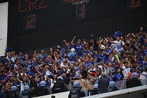 la afición del Cruz Azul se despide del estdio que dfuera su casa tras 22 años de historia en la jornda 16 del torneo Clausura 2018 5