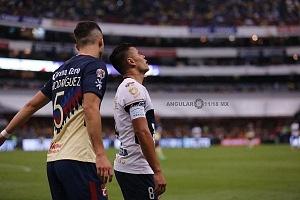 América le gana a Pumas 6-2 marcador global 4toS de final