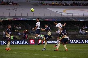 América le gana a Pumas 6-2 marcador global 4tos de final 1