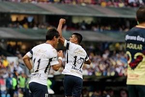 América le gana a Pumas 6-2 marcador global 4tos de final 11