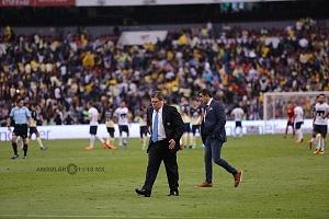 América le gana a Pumas 6-2 marcador global 4tos de final torneo de clausura director tecnico Miguel Herrera